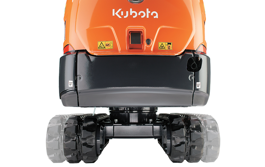 Minibagger KX016-4 - KUBOTA