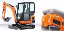 Mini excavator KX018-4 - KUBOTA