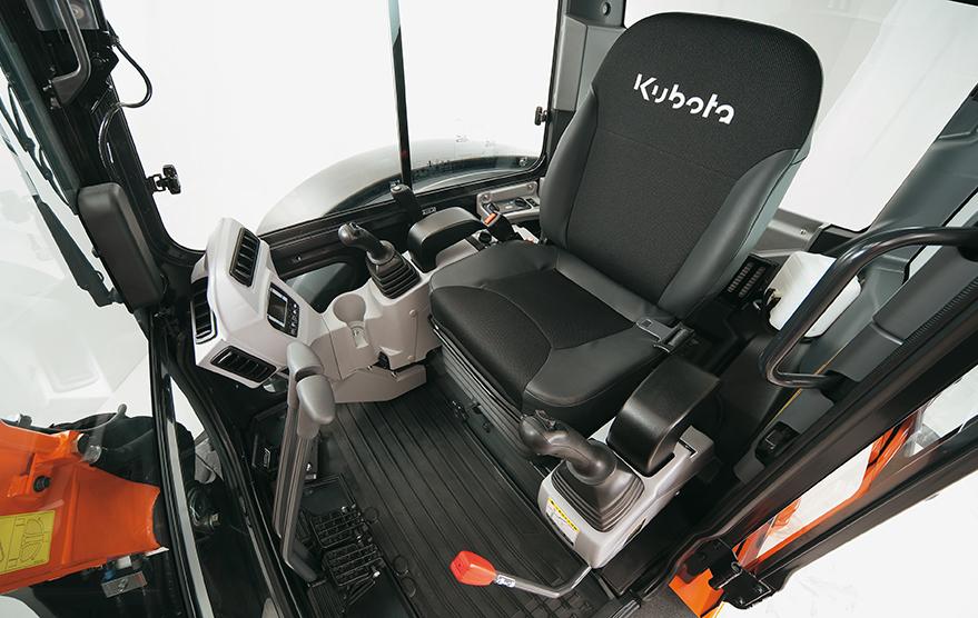 Minibagger KX057-4 - KUBOTA