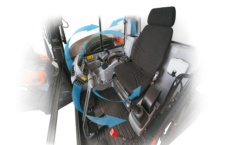 Minibagger U48-4 - KUBOTA