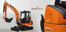 KX101-3α4 (HI) - KUBOTA