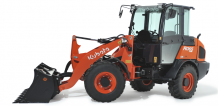 Wheeled loaders R065HW - KUBOTA