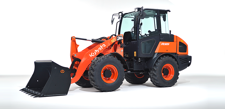 Wheeled loaders R085 - KUBOTA