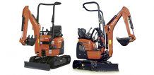 Mini excavator U10-3/U10-3 SL - KUBOTA