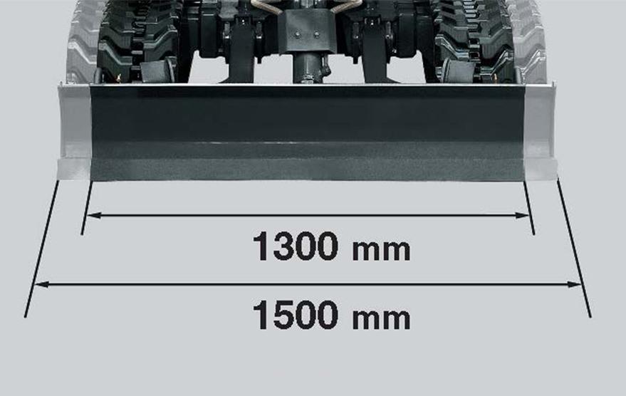 Minibagger U20-3α - KUBOTA