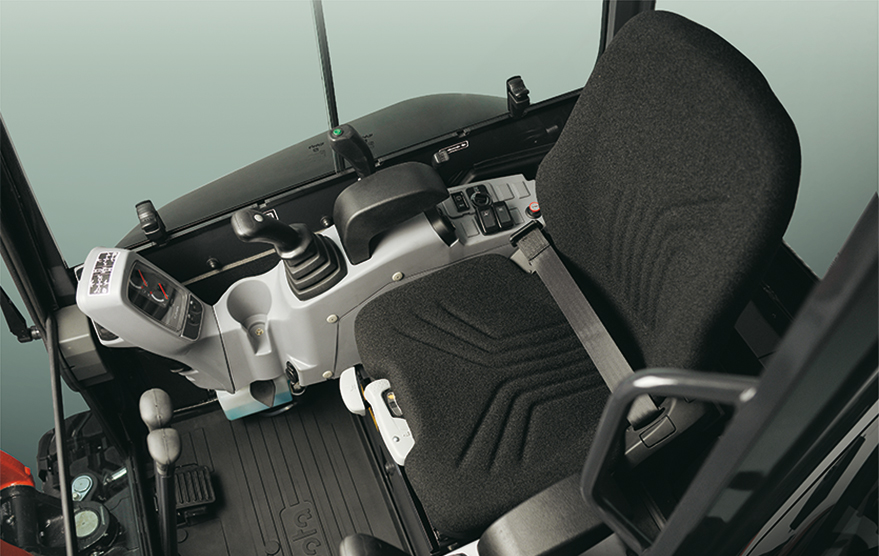 Minibagger U27-4 (HI) - KUBOTA