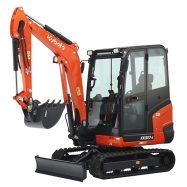 Mini excavator KX027-4 - KUBOTA