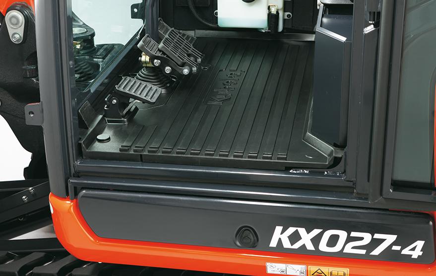 Minibagger KX027-4 (HI) - KUBOTA