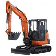 Mini excavator KX042-4 - KUBOTA