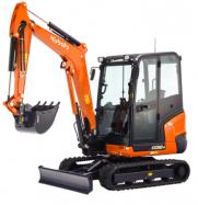 Mini excavator KX027-4 (HI) - KUBOTA
