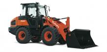 Wheeled loaders R082 - KUBOTA