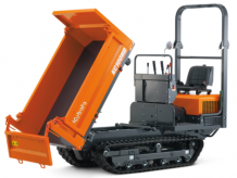 Crawlers Dumpers KC100HD - KUBOTA