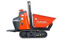 Crawlers Dumpers KC70VHD-4 - KUBOTA