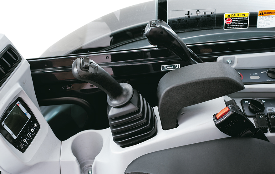 Minibagger U36-4 - KUBOTA