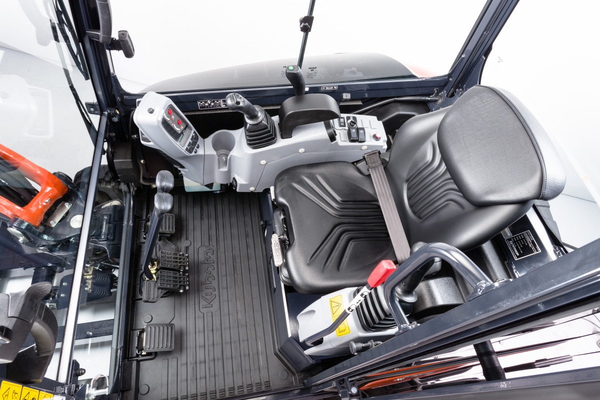 Minibagger KX030-4 (HI) - KUBOTA