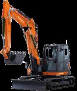 Midibagger KX080-4a2/KX080-4a2 2PGL - KUBOTA