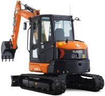 Mini excavator U56-5 - KUBOTA