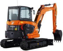 Mini excavator KX60-5 - KUBOTA